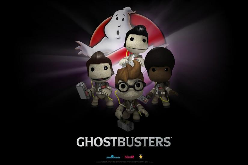 Little Big Planet Ghostbusters Wallpaper 172527