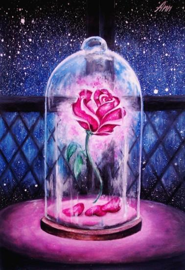 Enchanted Rose, Beauty & the Beast
