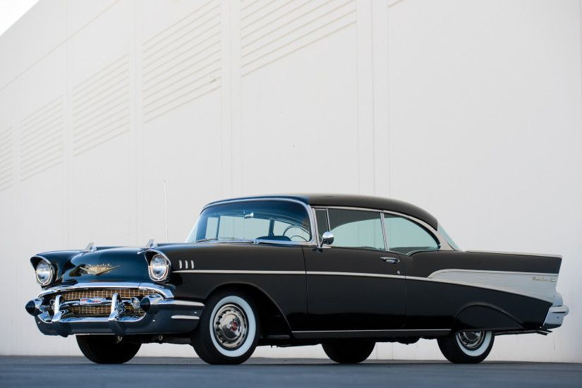 Chevrolet Bel Air Sport Coupe 1957
