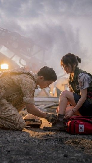 Descendants of the Sun3