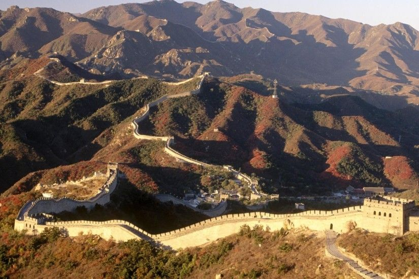 Great Wall Of China 359930