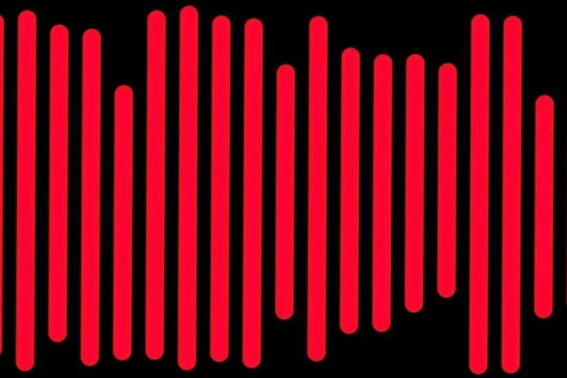 Club Visuals 498 - Red Bars Free Background Footage HD