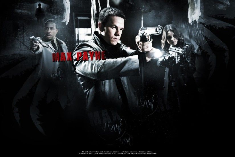 Max Payne Movie Wallpaper