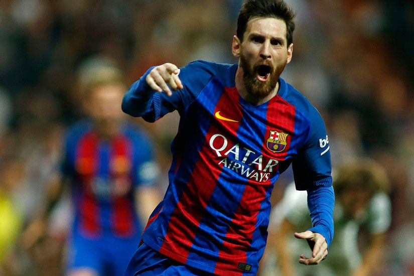Lionel Messi agrees new £500k per week Barcelona contract until 2021 | The  Independent