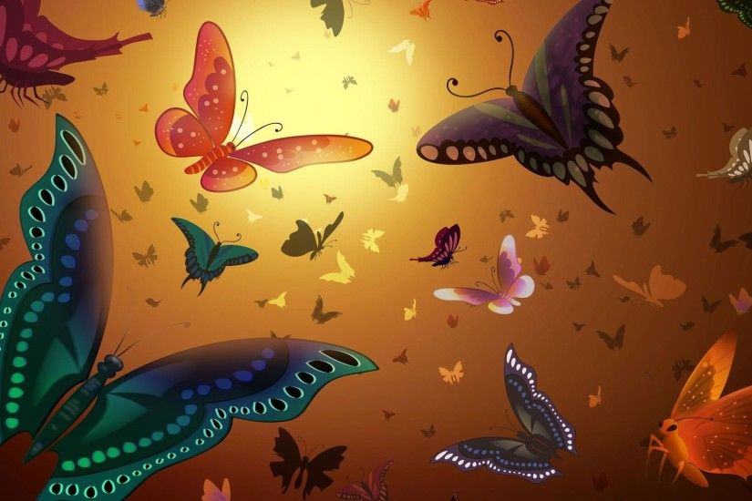 1920x1080 high definition butterfly background wallpapers wide wallpapers:1280x800,1440x900,1680x1050  - hd