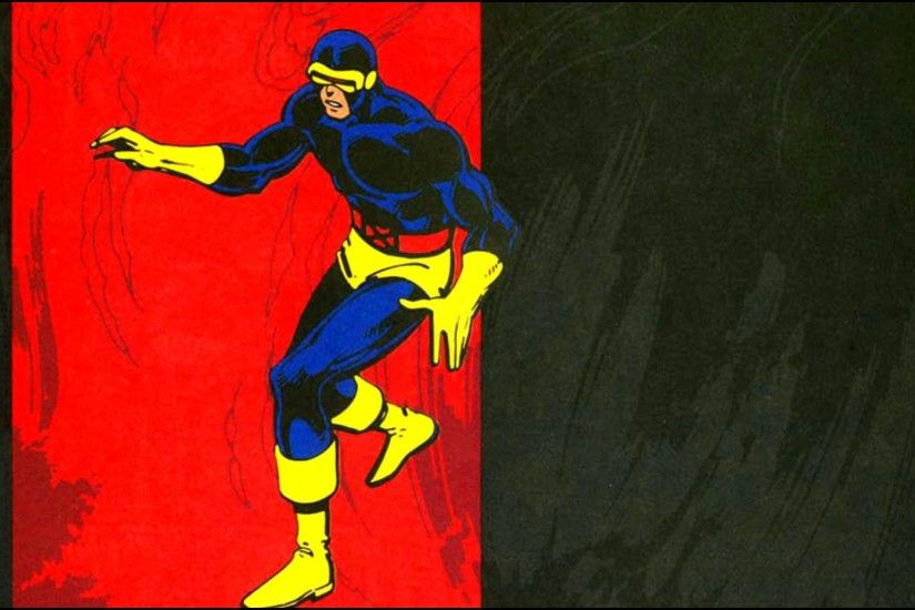 Cyclops Comics new wallpaper