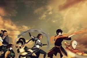 Avatar The Last Airbender Backgrounds 1920x1080 for tablet