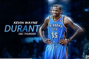 Kevin Durant Wallpaper HD 2560x1600 for iPad